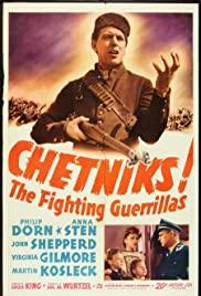 Chetniks (1943) cover