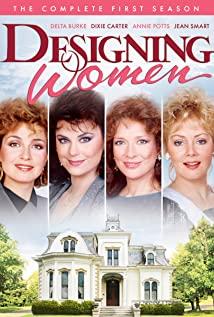 Designing Women 1986 poster