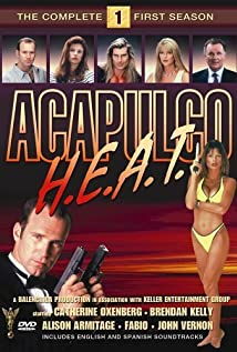 Acapulco H.E.A.T. 1993 poster