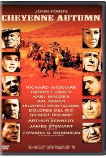 Cheyenne Autumn (1964) cover