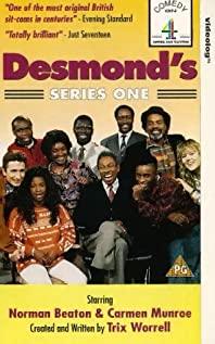 Desmond's (1989) cover