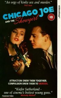 Chicago Joe and the Showgirl (1990) cover