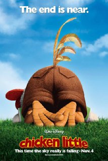 Chicken Little (2005) cover