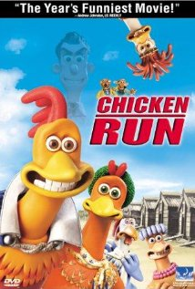 Chicken Run (2000) cover