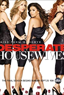 Desperate Housewives (2004) cover