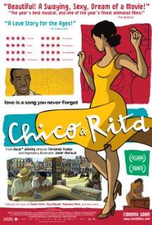 Chico & Rita (2010) cover