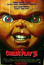 Child's Play 3 (1991) cover