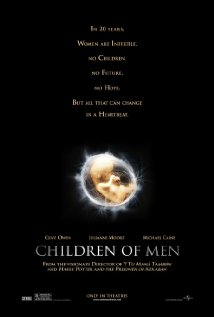 Children of Men 2006 poster