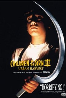 Children of the Corn III: Urban Harvest 1995 poster