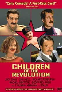 Children of the Revolution 1996 poster