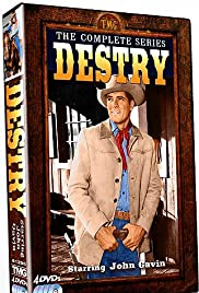 Destry (1964) cover