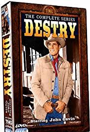 Destry 1964 poster