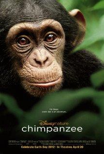 Chimpanzee (2012) cover