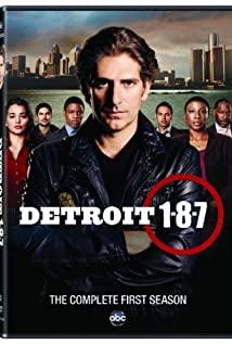 Detroit 1-8-7 (2010) cover