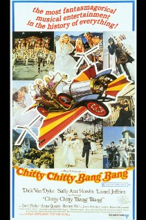 Chitty Chitty Bang Bang (1968) cover