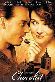 Chocolat (2000) cover