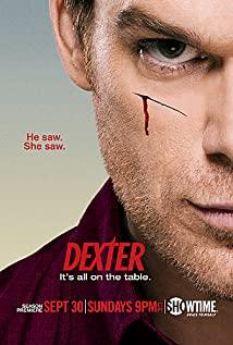 Dexter (2006) cover