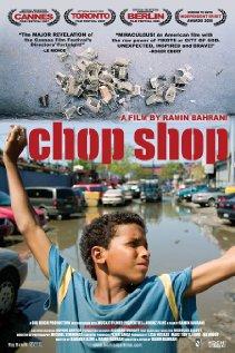 Chop Shop (2007) cover