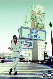 Chris Rock: Bring the Pain (1996) cover