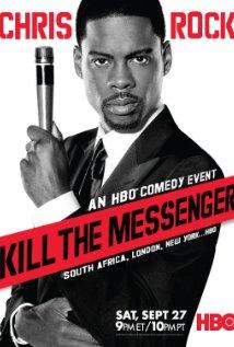 Chris Rock: Kill the Messenger - London, New York, Johannesburg (2008) cover