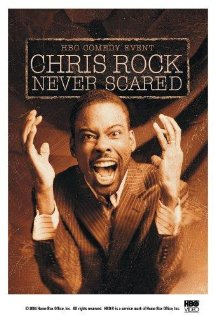 Chris Rock: Never Scared (2004) cover