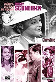 Christine (1958) cover
