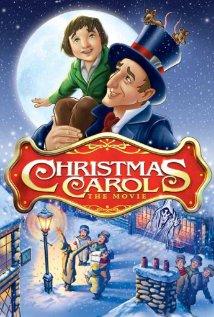 Christmas Carol: The Movie (2001) cover
