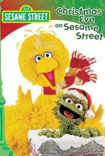 Christmas Eve on Sesame Street (1978) cover