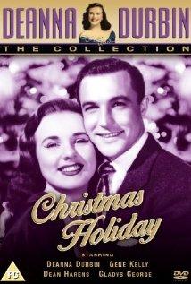 Christmas Holiday (1944) cover