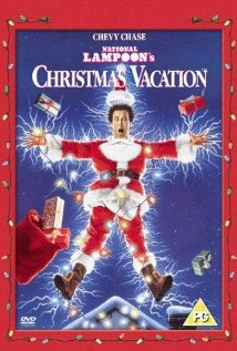 Christmas Vacation 1989 poster