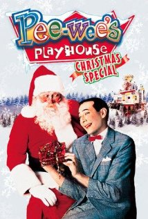 Christmas at Pee Wee's Playhouse 1988 poster