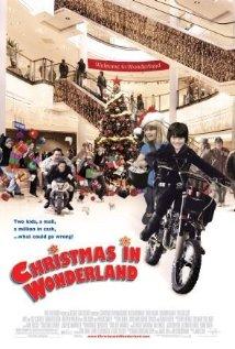 Christmas in Wonderland (2007) cover