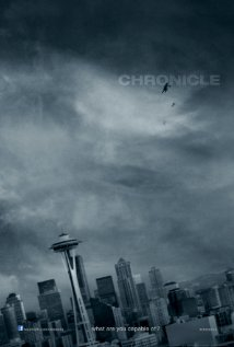 Chronicle (2012) cover