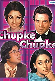 Chupke Chupke 1975 poster