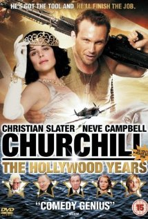 Churchill: The Hollywood Years (2004) cover
