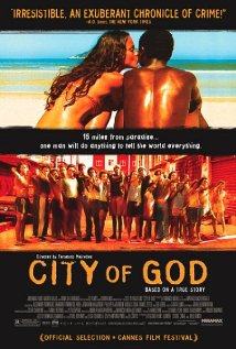 Cidade de Deus (2002) cover
