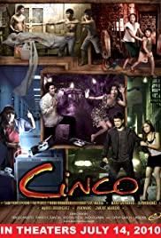 Cinco (2010) cover