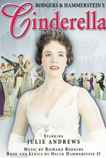 Cinderella 1957 poster