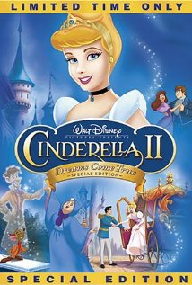 Cinderella II: Dreams Come True (2002) cover
