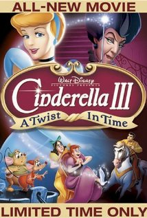 Cinderella III: A Twist in Time (2007) cover
