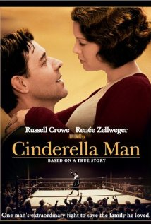 Cinderella Man (2005) cover