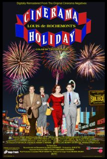 Cinerama Holiday (1955) cover