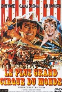 Circus World 1964 poster