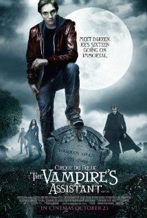 Cirque du Freak: The Vampire's Assistant (2009) cover