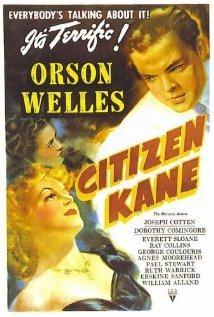 Citizen Kane (1941) cover