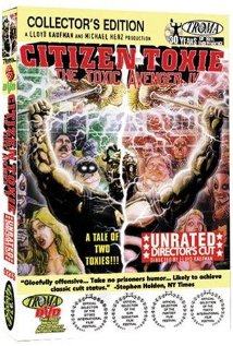 Citizen Toxie: The Toxic Avenger IV (2000) cover