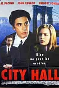 City Hall (1996) cover