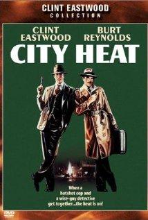 City Heat (1984) cover
