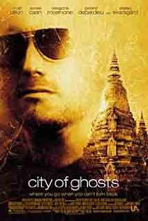 City of Ghosts (2002) cover