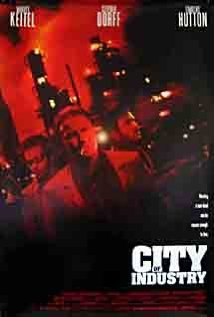 City of Industry (1997) cover